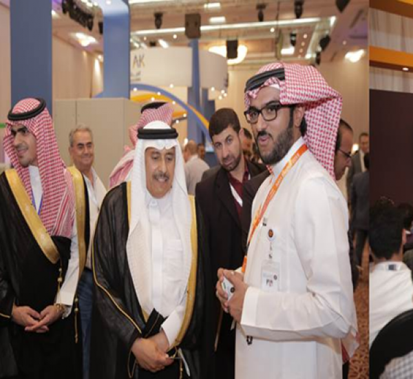 Attending the AKH Exhibit in Riyadh