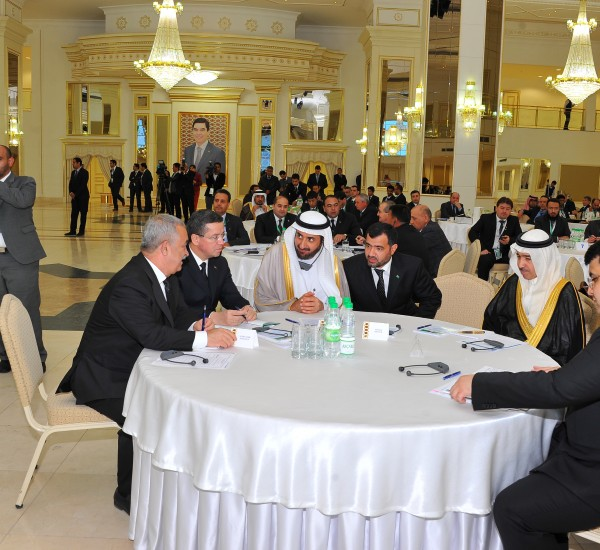 Expanding our business network in Turkmenistan