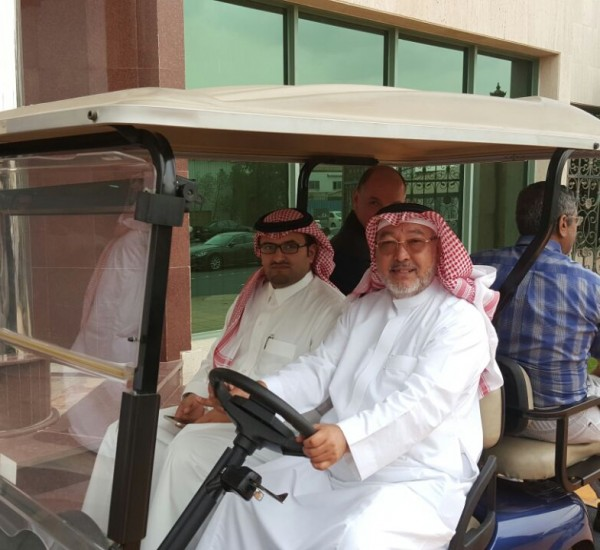 SIDF honored our company with their visit