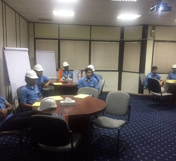 Training for SEC youth engineers