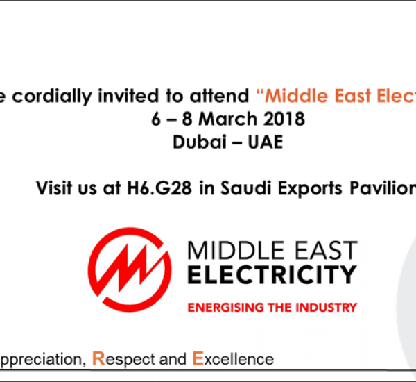 Please accept our cordial invitation to MEE 2018