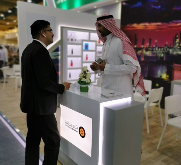Saudi Cable Company participated in Kuwait Oil & Gas Show KOGS exhibition in Kuwait