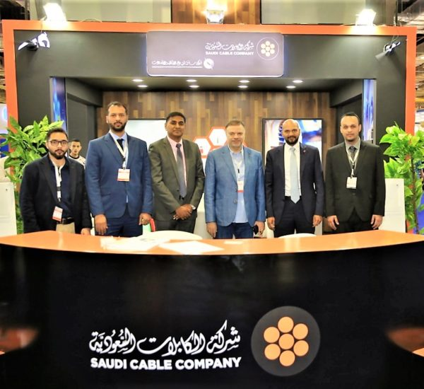 SAUDI CABLE COMPANY PARTICIPATED IN THE MIDDLE EAST ELECTRICITY EXHIBITION – EGYPT