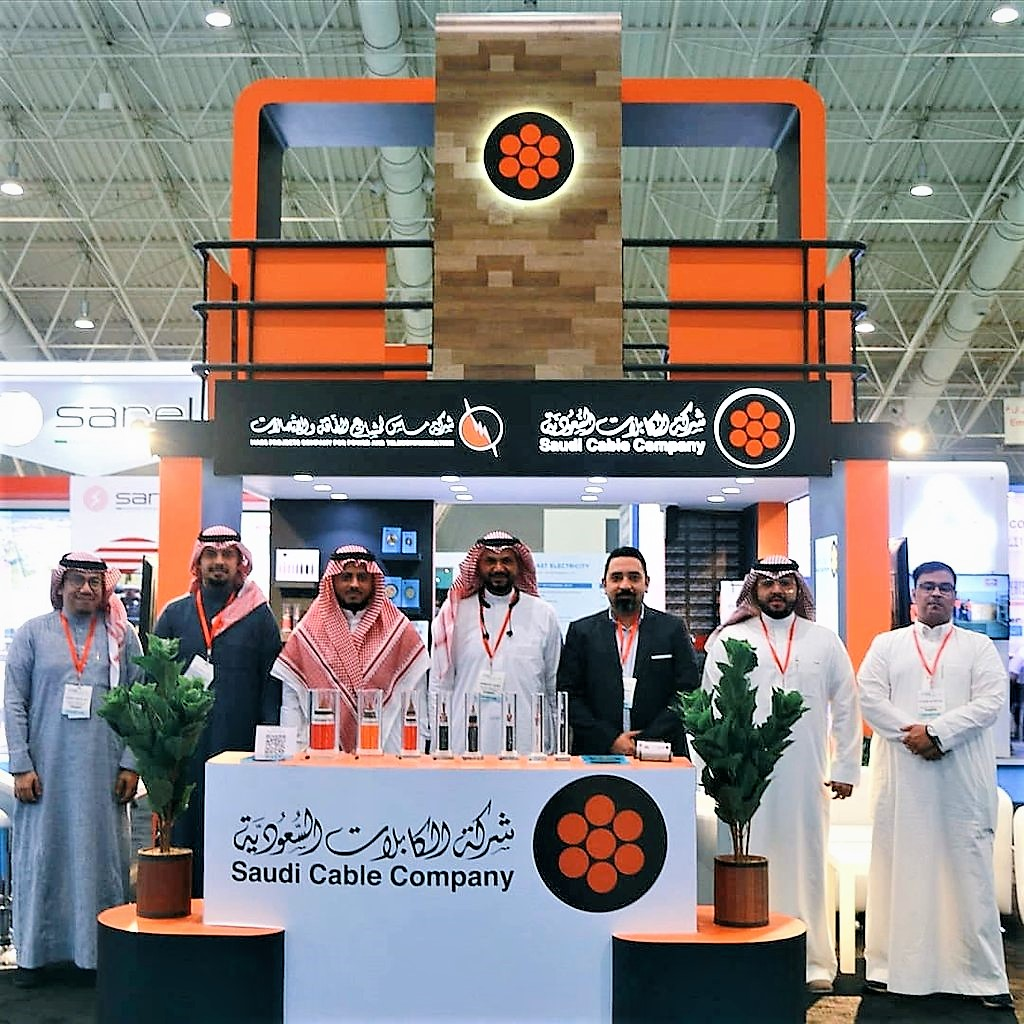SAUDI CABLE COMPANY PARTICIPATED IN MIDDLE EAST ELECTRICITY SAUDI EXHIBITION – RIYADH